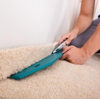 carpet installation | Gilman Floors