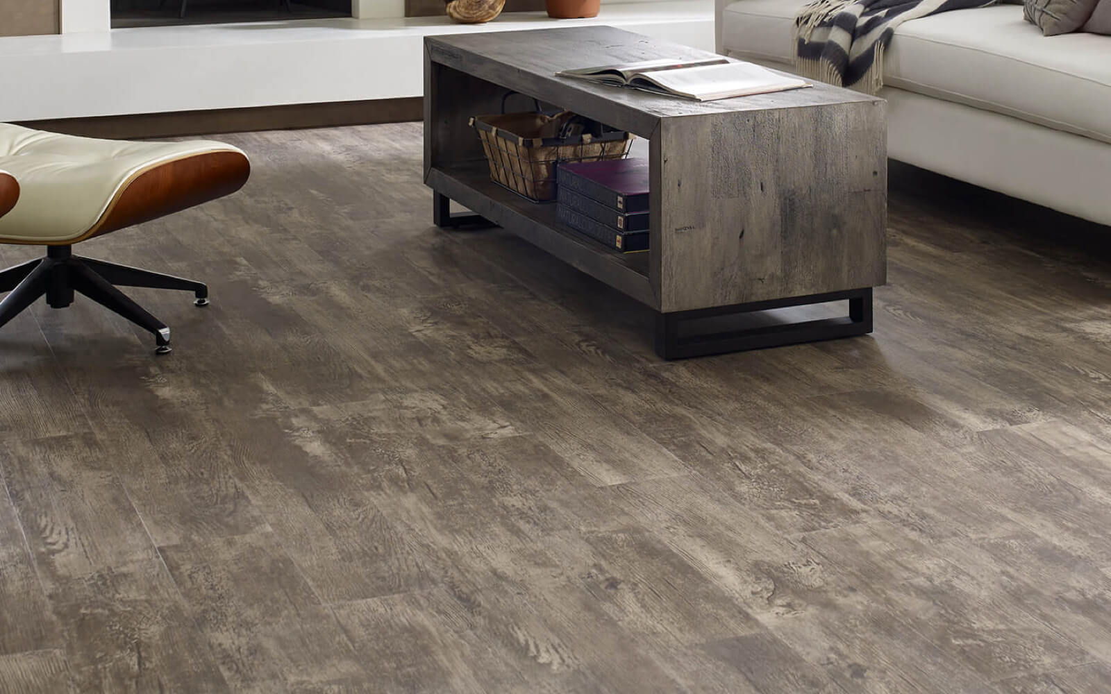 luxury vinyl flooring | Gilman Floors