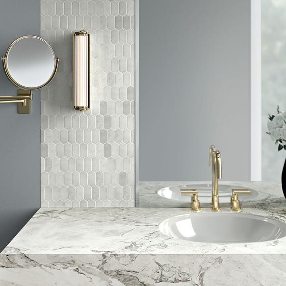 Daltile natural stone marble | Gilman Floors