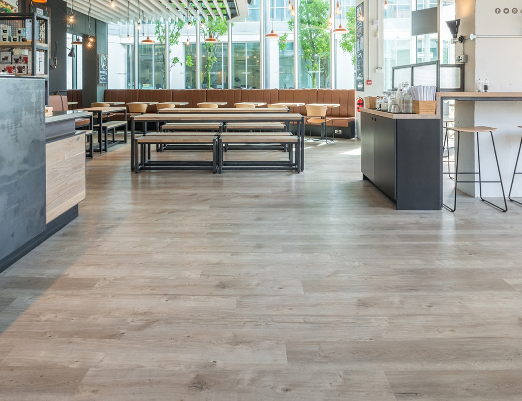 Mannington commercial luxury vinyl tile | Gilman Floors