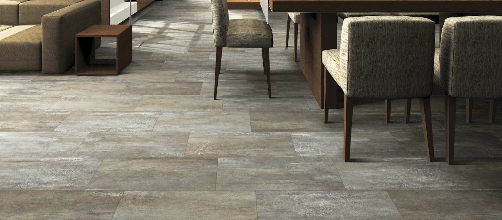 Philadelphia commercial luxury vinyl tile | Gilman Floors