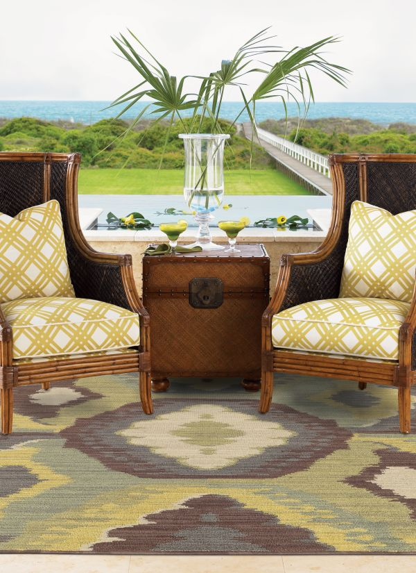 Outdoor rugs | Gilman Floors