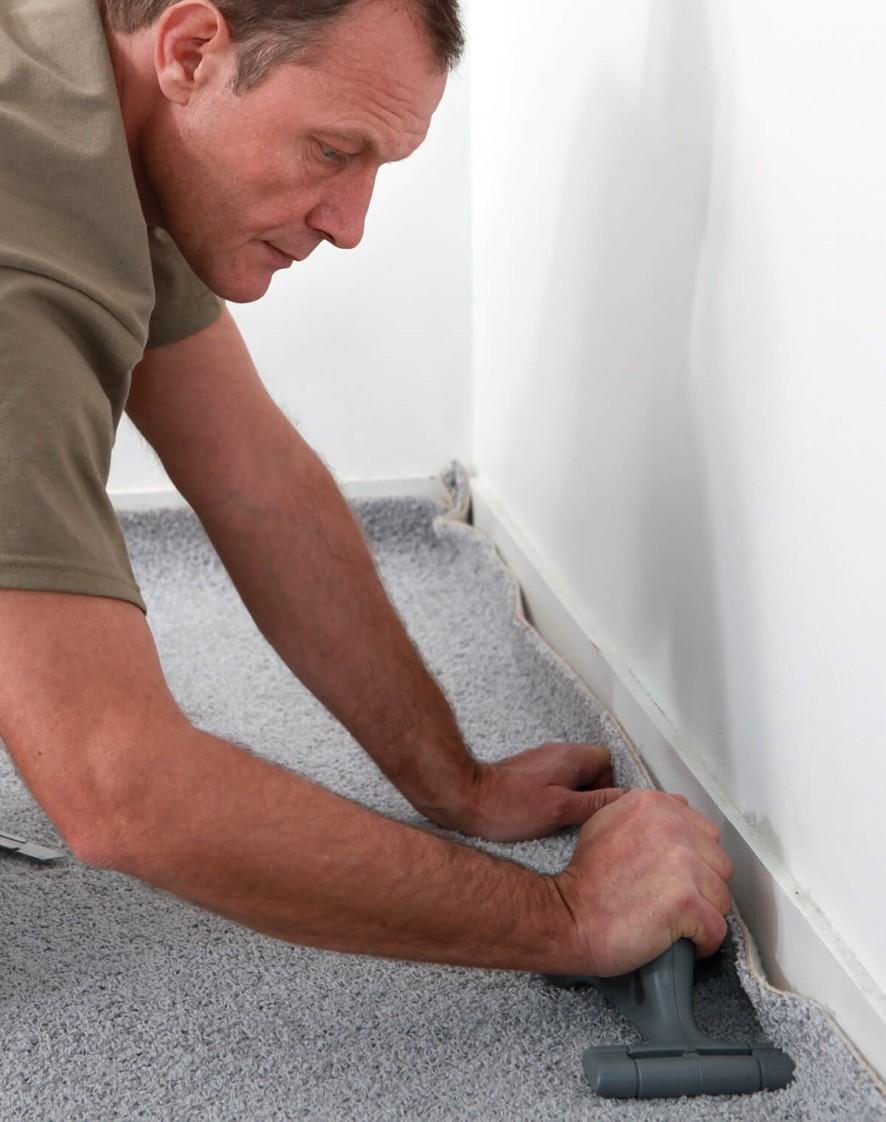 carpet restretching | Gilman Floors