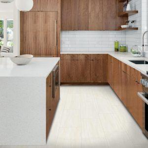 White tiles | Gilman Floors