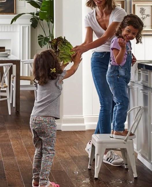 Floor Care | Gilman Floors